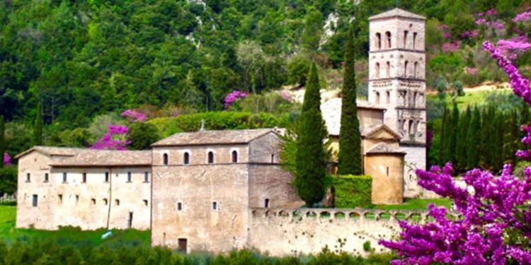 Esterno Abbazia San Pietro in Valle